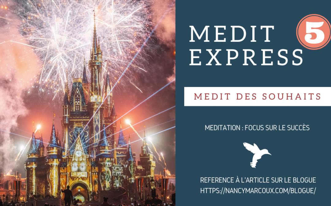 « Médit Émotions » Méditation : Accessible en tout temps et partout « Esprit de singe »